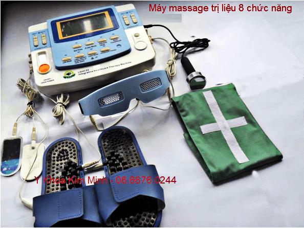 Máy điều trị vật lý trị liệu 8 trong 1 KA-F29
