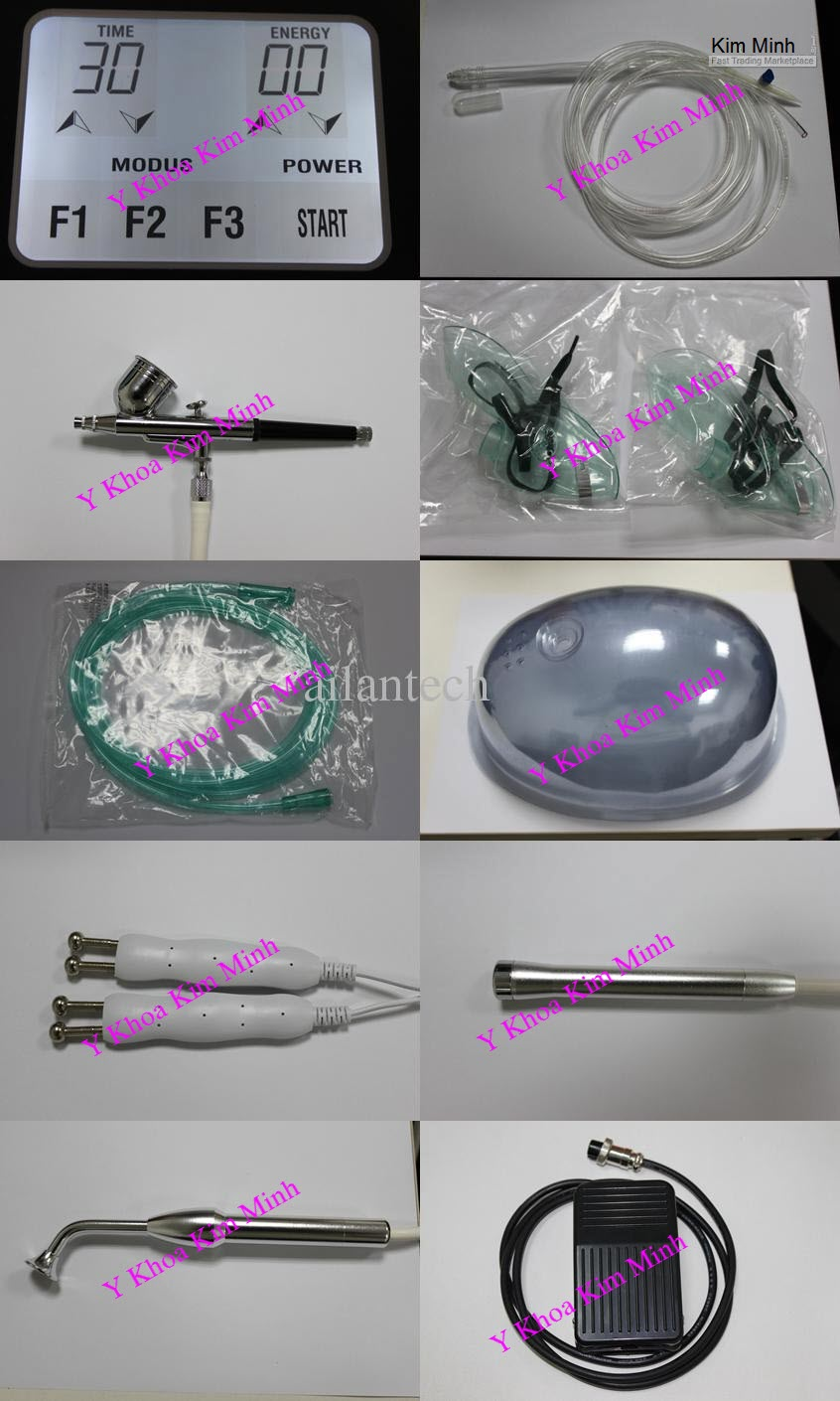 Máy phun oxy jet BD-925A thẩm mỹ chăm sóc da