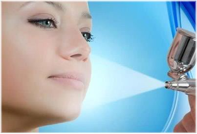May phun oxy jet cao ap điều trị da mặt trẻ hóa