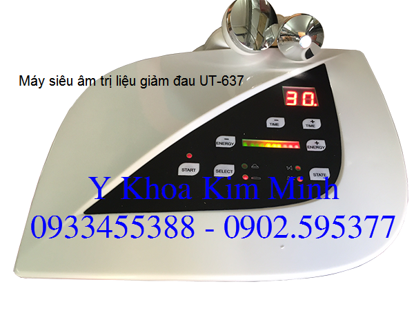 May sieu am tri lieu UT-637 Y khoa Kim Minh cung cap gia dai ly