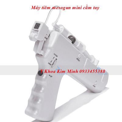 Máy tiêm mesogun mini cầm tay bán tại Y khoa Kim Minh 0933455388