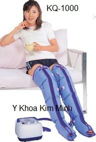 Ban may dieu tri benh gian tinh mach KQ-1000 Y Khoa Kim Minh