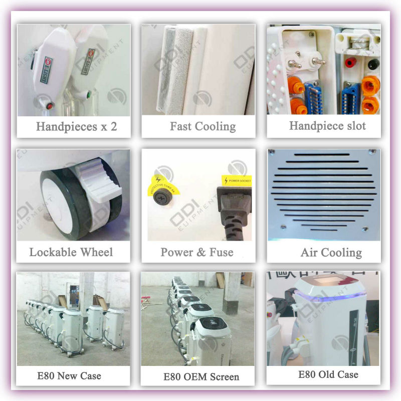 Địa chỉ bán máy triệt lông Elight KE-80 Y Khoa Kim Minh Sài gòn