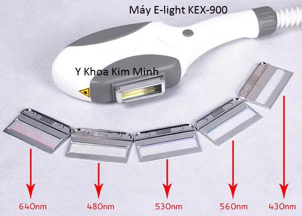 Máy triệt lông xóa xăm laser E-light KEX-900 mới 2015