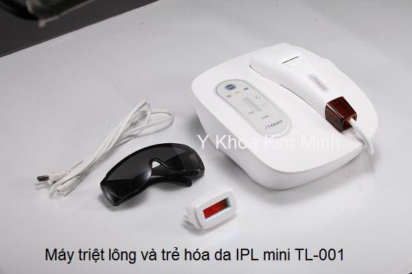 May triet long va tre hoa da IPL mini TL-001 Y Khoa Kim Minh