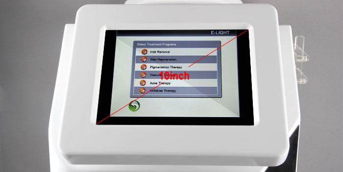 Máy triệt lông E-light 3 tay cam KEX-900 Y Khoa Kim Minh
