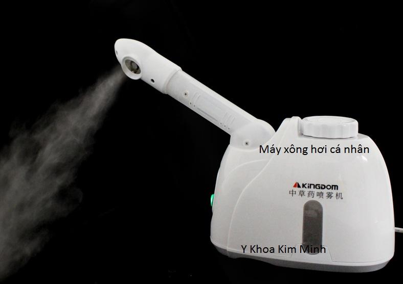 May xong hoi mat mini Kingdom K-33S Y Khoa Kim minh