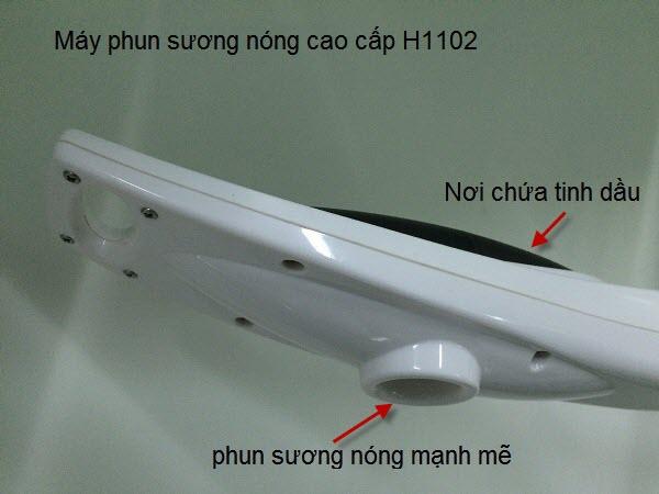 May phun hoi nong dung cho tham my spa H1102 Y Khoa Kim Minh
