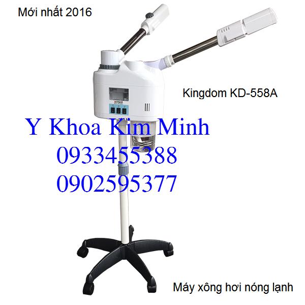 May xong hoi mat 2 can nong lanh K-558A nhap khau ban tai y khoa Kim Minh