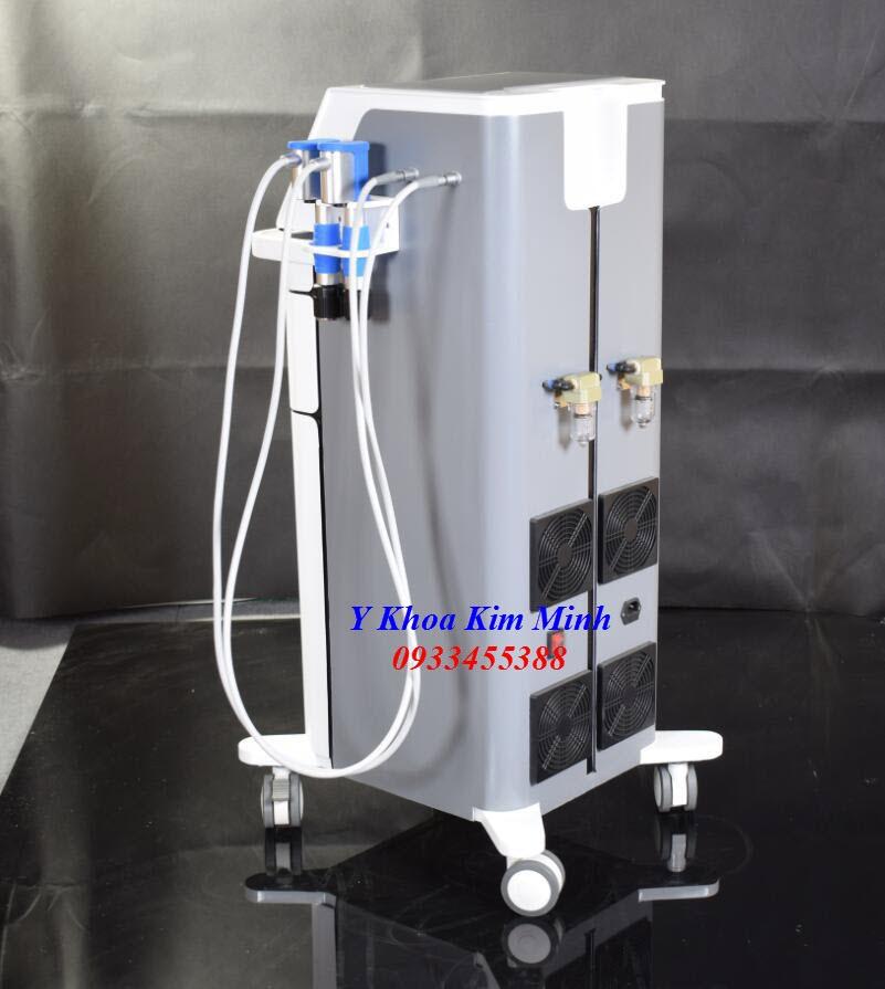 Máy xung kich trị liệu nhập khẩu bán tại Y Khoa Kim Minh 0933455388