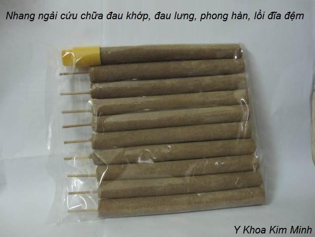 Chua dau khop bang nhang ngai cuu Y Khoa Kim Minh