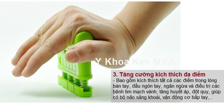 Noi ban dung cu tap phuc hoi chuc nang, dung cu tap bop manh tay - Y khoa Kim Minh