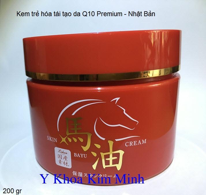 Kem tai tao da Co-enzyme Q10 Premium Nhat Ban ban gia si tai dia chi Y Khoa Kim Minh