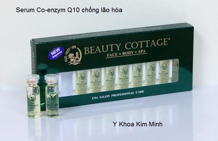 Serum Q10 chống lão hóa Beauty Cottage Y Khoa Kim Minh