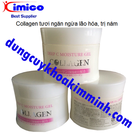 Kem collagen tuoi nhat ban tang sinh collagen tang sau duoi da Y Khoa Kim Minh