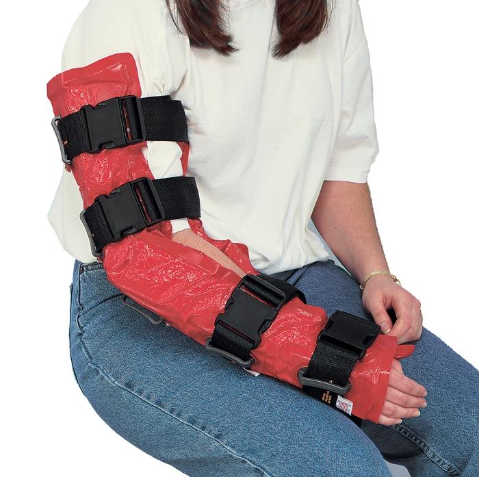 Túi hơi sơ cấp cứu chuyển người gãy xương