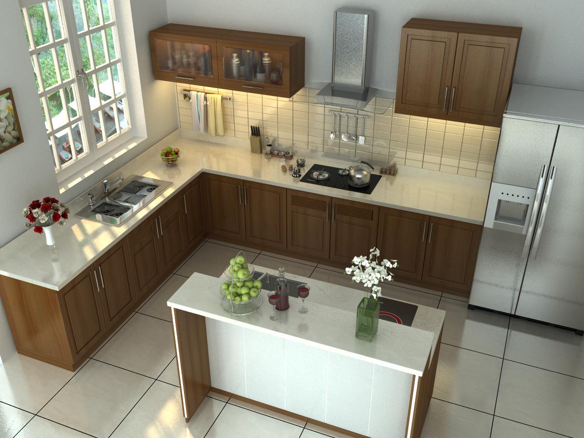 Cái bố trí đặt nhà bếp theo tuổi Phong Thủy Y Khoa Kim Minh
