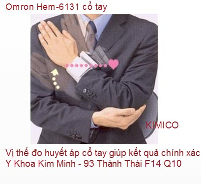 máy huyết áp omron Hem-6131