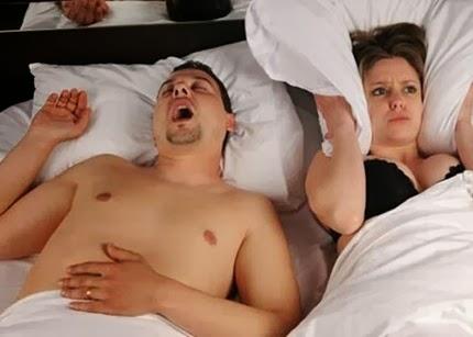 mẹo chữa trị chống ngáy khi ngủ