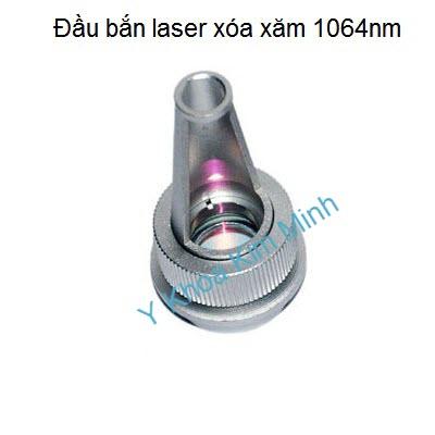 Đầu laser 1064nm của máy xóa xăm laser yag Y Khoa Kim Minh
