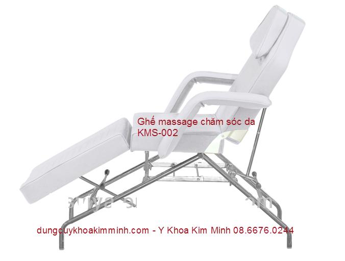 Giuong ghe massage mat va body cham soc da KMS-002 Y Khoa Kim Minh