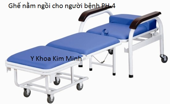 Ghế nằm ngồi cho người bệnh