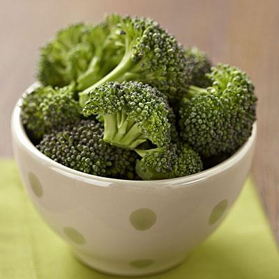 Giảm cân với bông cải xanh