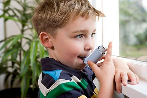 dụng cụ chữa trị hen suyễn viem phổi Parichamber