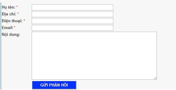Liên hệ mua hàng Công y Y khoa Kim Minh