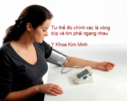 Cách thức sử dụng máy đo huyết áp Omron đo chính xác