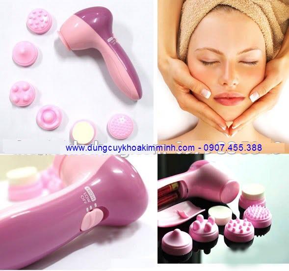 máy massage mặt mini A828