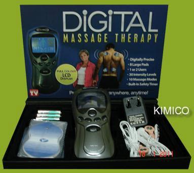 máy massage trị liệu 8 miếng dán xung điện Flying