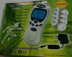 Máy massage xung điện 4 miếng dán T-Mass