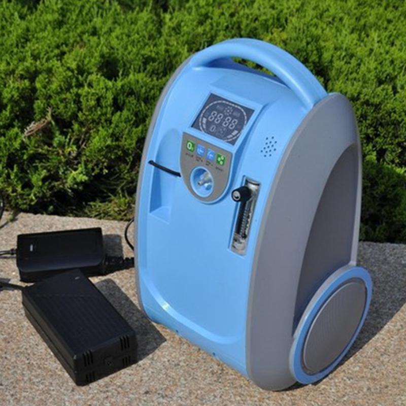 Máy tạo oxy y tế cho người bệnh xách tay 5 lít KB-01