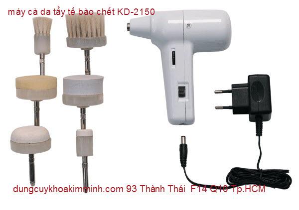 máy cà da mặt tẩy tế bào chết KD-2150