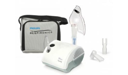 Máy xông mũi họng khí dung Philips USA