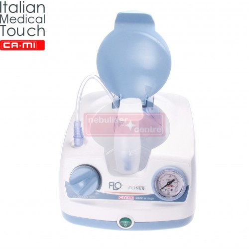 Máy xông khí dung dùng bệnh viện phòn khám Clineb Baisc Italia