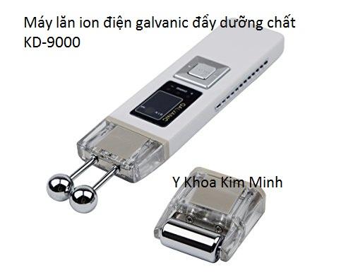 Máy đi dưỡng chất ion điện galvanic KD-9000