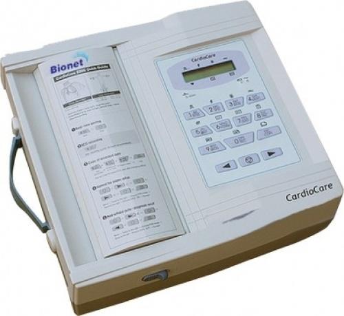 máy đo điện tim Bionet Cardiocare 2000