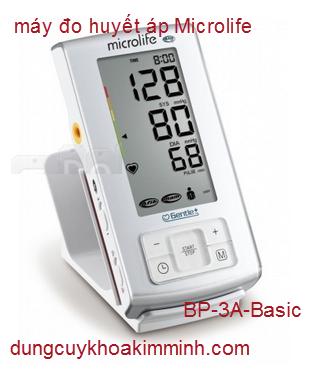 Máy huyết áp Micorlife bắp tay BP 3A Basic