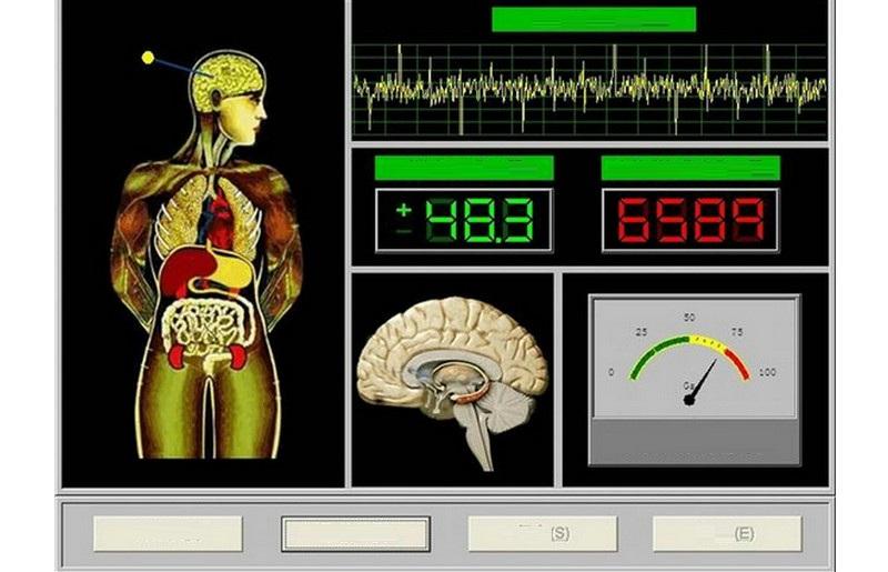 Máy đo sinh học cơ thể