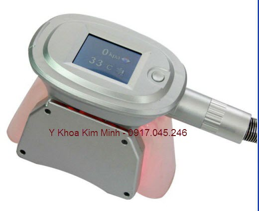 Giảm béo công nghệ quang đông phân giải mỡ CRV6