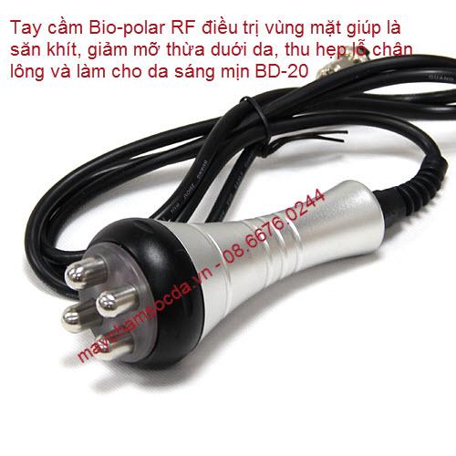 Giảm béo cấp tốc công nghệ RF BD-20