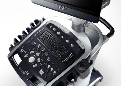 Máy siêu âm y tế 4D 3 đầu dò E-cube-7