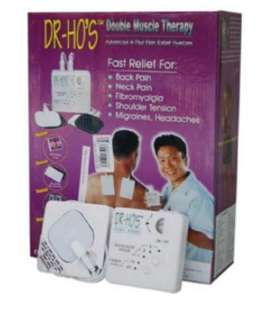 Máy massage Dr Ho máy chăm sóc tình thân