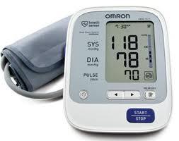 Máy đo huyết áp sử dụng bao lâu thay mới