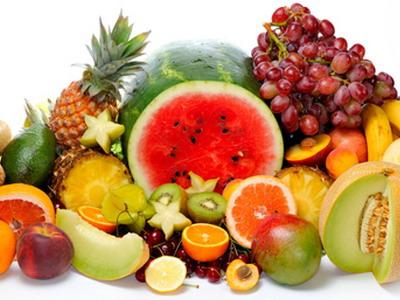 Làm đẹp với trái cây có màu đỏ