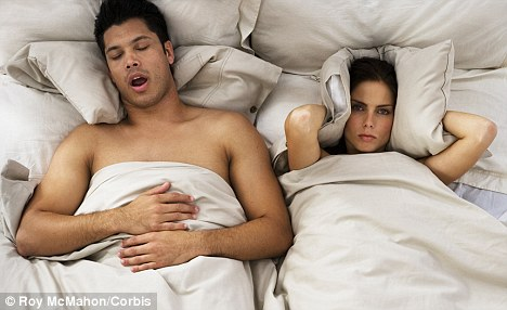 Mẹo chữa trị chứng ngáy ngủ
