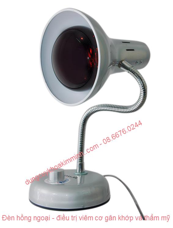 Đèn hồng ngoại và liệu pháp trị liệu