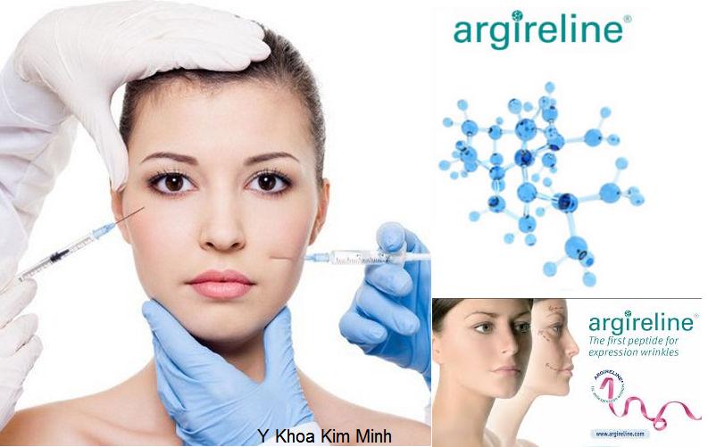 Argireline là gì, nó hoạt động như thế nào trên da